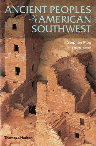 Ancient Peoples of the American Southwest  2nd 2008 edition cover