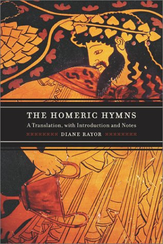 Homeric Hymns A Translation, with Introduction and Notes  2004 edition cover