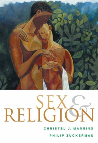 Sex and Religion   2005 9780534524937 Front Cover