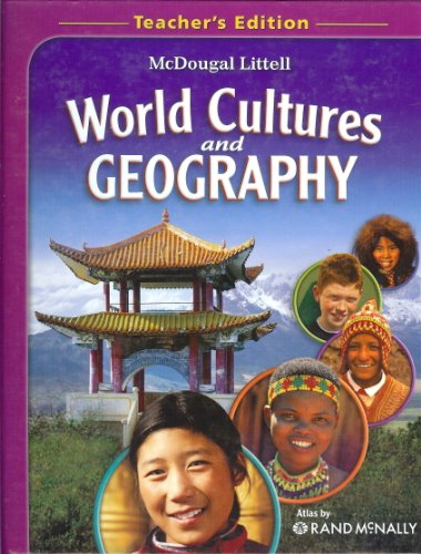 World Cultures and Geography TE 1st 9780618844937 Front Cover