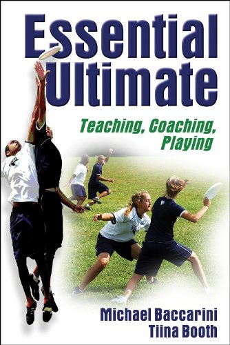 Essential Ultimate Teaching, Coaching, Playing  2006 edition cover