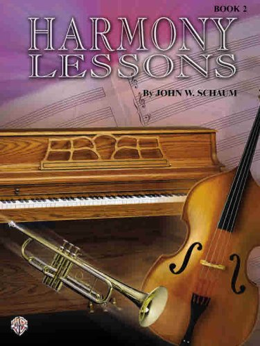Harmony Lessons Note Speller 4  2001 edition cover