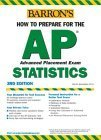 How to Prepare for the AP Statistics  3rd 2004 edition cover