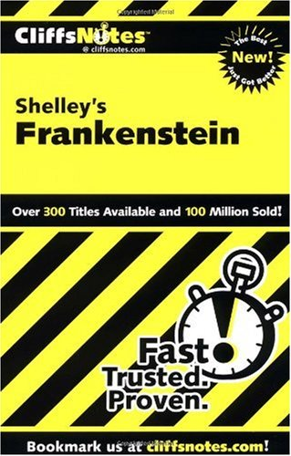 Shelley's Frankenstein   2001 edition cover