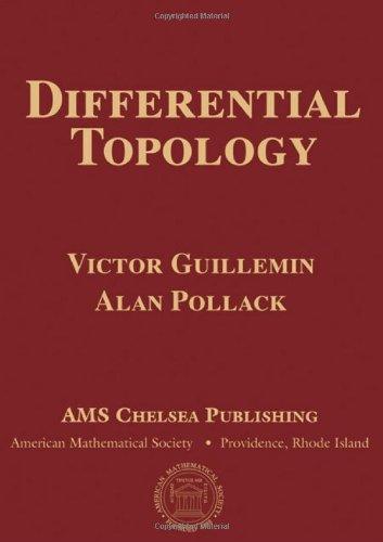 Differential Topology   2010 edition cover