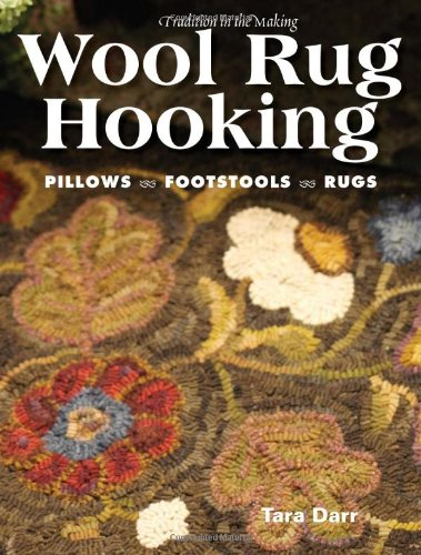 Wool Rug Hooking   2005 9780873498937 Front Cover