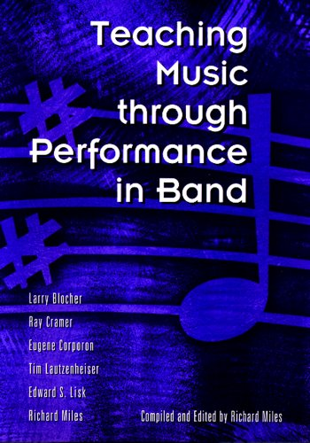Teaching Music Through Performance in Band 1st edition cover