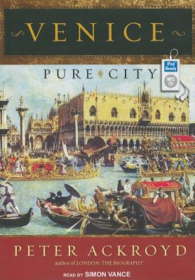 Venice: Pure City  2010 edition cover