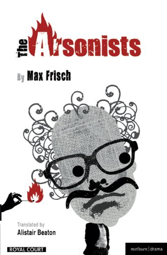 Arsonists   2007 edition cover