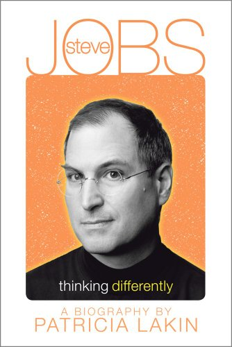 Steve Jobs Thinking Differently N/A edition cover
