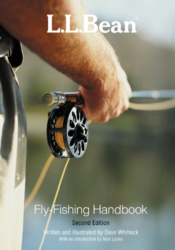 L. L. Bean Fly-Fishing Handbook  2nd 2006 edition cover