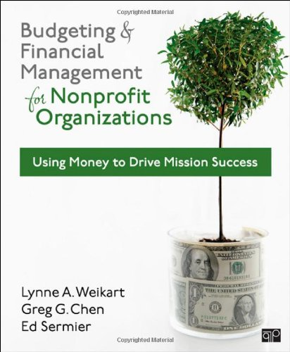 Budgeting and Financial Management for Nonprofit Organizations  2nd 2013 (Revised) edition cover