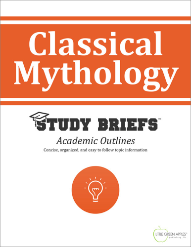 Classical Mythology   2015 9781634261937 Front Cover