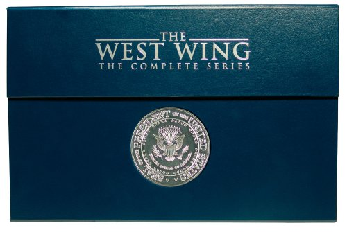The West Wing: The Complete Series Collection System.Collections.Generic.List`1[System.String] artwork
