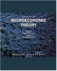 Microeconomic Theory Basic Principles and Extensions 8th 2002 9780030335938 Front Cover