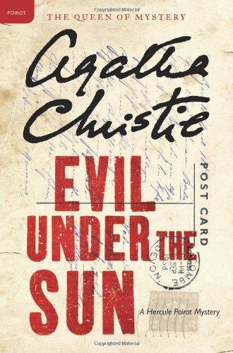 Evil under the Sun A Hercule Poirot Mystery N/A edition cover