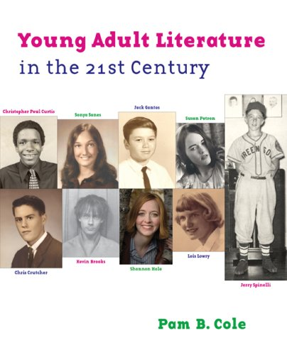 Young Adult Literature in the 21st Century   2009 edition cover