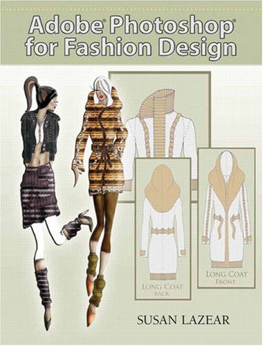Adobe Photoshop for Fashion Design   2010 edition cover