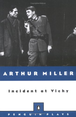 Incident at Vichy A Play N/A edition cover