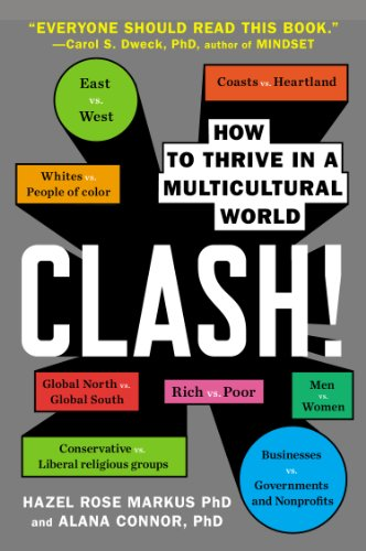 Clash! How to Thrive in a Multicultural World N/A edition cover
