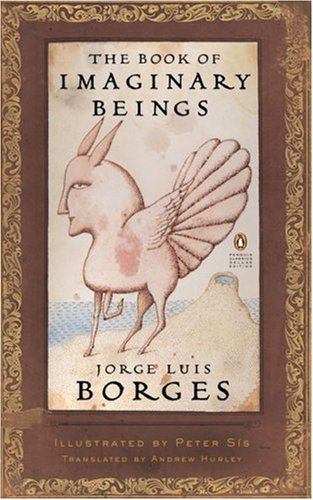 Book of Imaginary Beings  Deluxe  edition cover