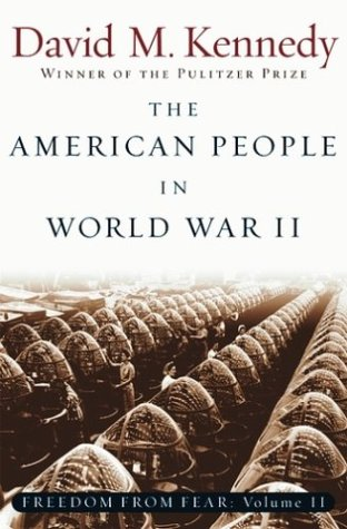 American People in World War II Freedom from Fear  2003 edition cover
