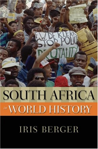 South Africa in World History   2009 edition cover