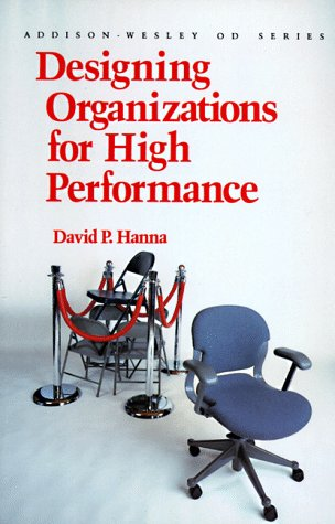 Designing Organizations for High Performance   1988 edition cover