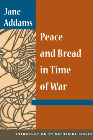 Peace and Bread in Time of War   2002 edition cover