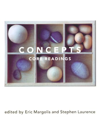 Concepts Core Readings  1999 edition cover
