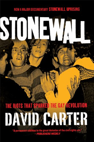 Stonewall The Riots That Sparked the Gay Revolution  2011 (Movie Tie-In) edition cover
