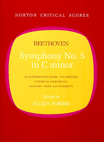 Symphony No. 5 in C Minor   1971 edition cover