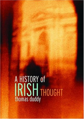 History of Irish Thought   2002 edition cover