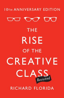 Rise of the Creative Class  2nd 2012 edition cover