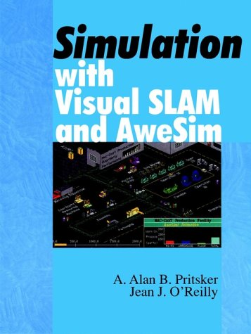 Simulation with Visual SLAM and AweSim  2nd 1999 (Revised) 9780471352938 Front Cover