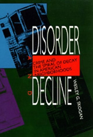 Disorder and Decline  N/A edition cover