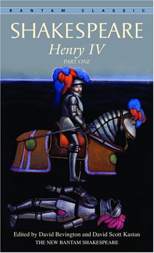 Henry IV, Part One  N/A 9780553212938 Front Cover