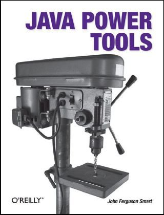 Java Power Tools   2008 edition cover