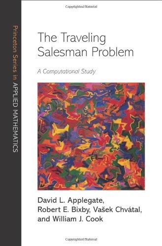 Traveling Salesman Problem A Computational Study  2007 edition cover