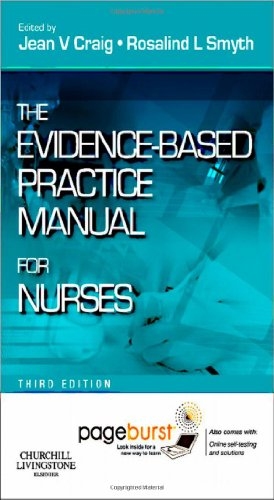 Evidence-Based Practice Manual for Nurses  3rd 2011 edition cover