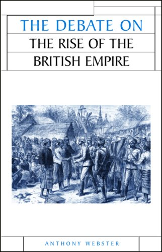 Debate on the Rise of the British Empire   2006 edition cover