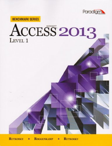 ACCESS 2013 LEVEL 1-W/CD       N/A 9780763853938 Front Cover