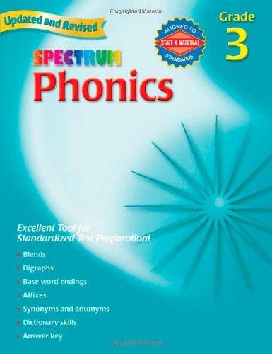 Phonics, Grade 3   2007 edition cover