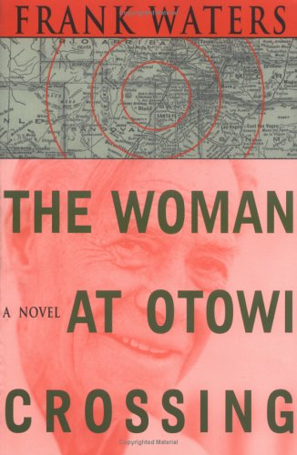 Woman at Otowi Crossing   1988 (Revised) edition cover