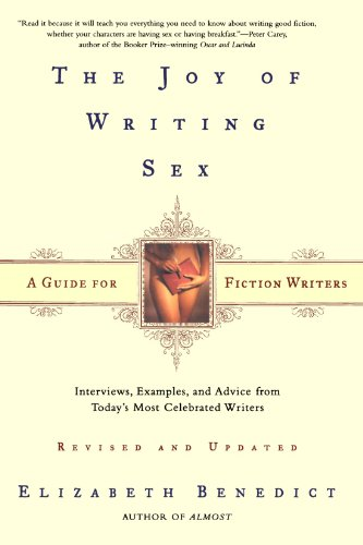 Joy of Writing Sex A Guide for Fiction Writers  2002 (Revised) 9780805069938 Front Cover