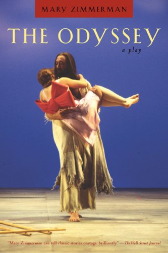 Odyssey A Play  2003 edition cover