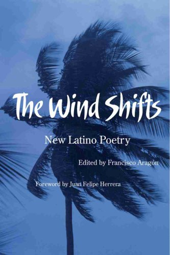 Wind Shifts New Latino Poetry  2007 edition cover