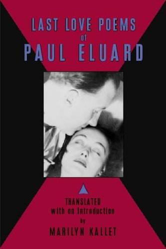 Last Love Poems of Paul Eluard   2006 edition cover