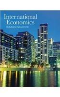 International Economics  11th 2013 edition cover