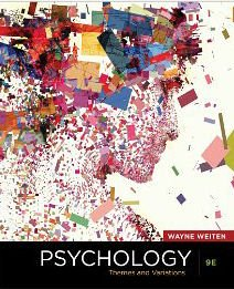 PSYCHOLOGY:THEMES+VAR.-W/ACCES N/A 9781133394938 Front Cover
